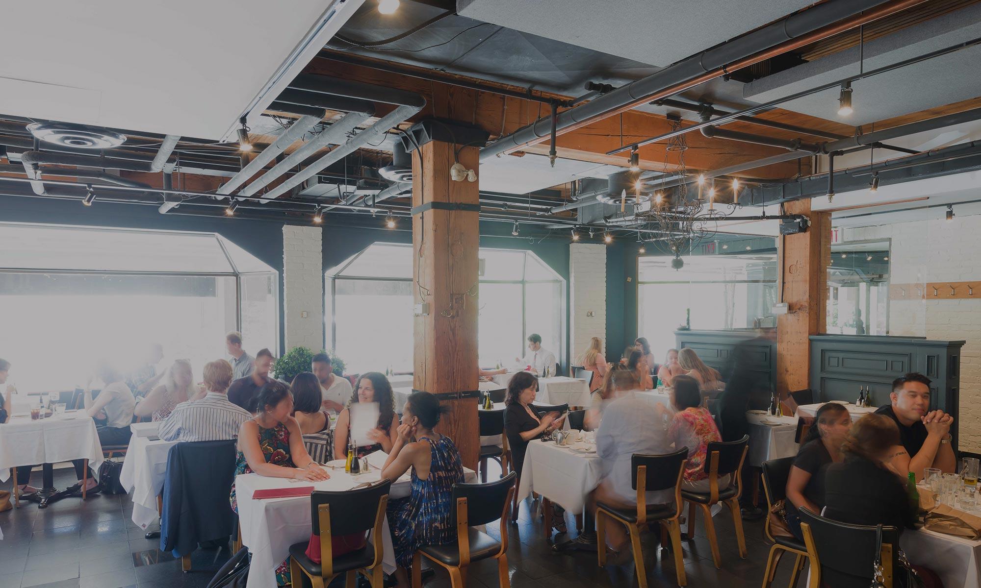 Il Fornello Dining Room